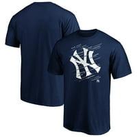 Men's Fanatics Branded Navy New York Yankees Team Streak T-Shirt