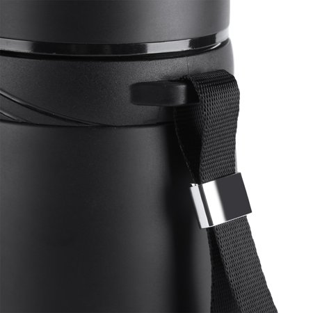 Greensen 1Pc 900ml Stainless Steel Water Thermal Cup Tea Coffee Travel Drink Bottle Children Adult Use,Water Bottle, Stainless Steel Water Bottle - image 6 of 9