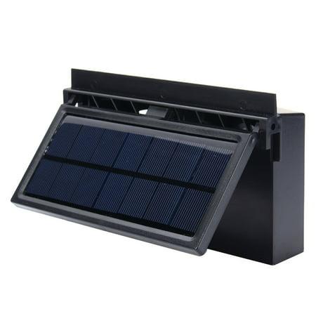 Portable Rechargeable Cooler Car Solar Fan Auto Window ...