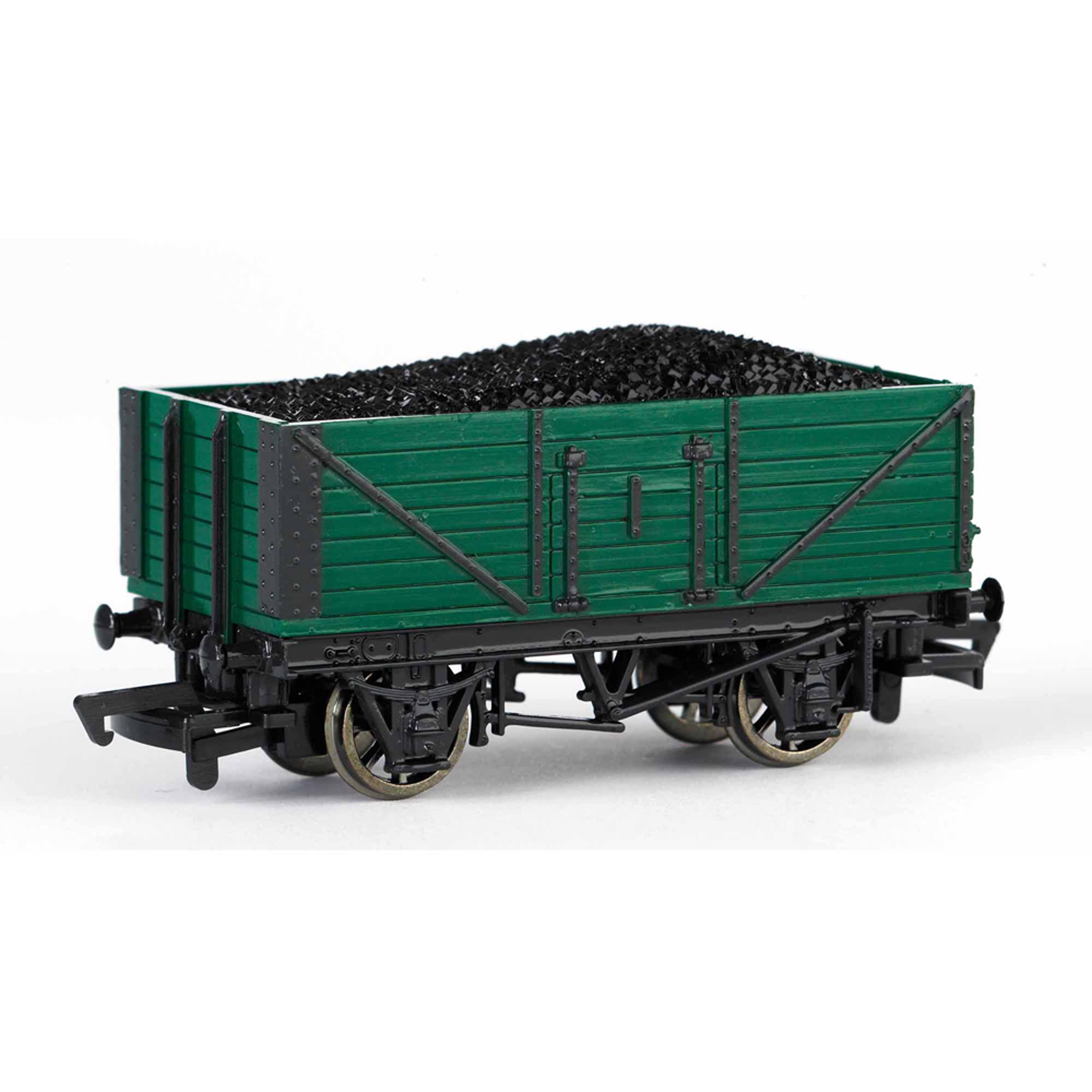 Bachmann Trains Thomas and Friends Coal Wagon with Load, HO Scale Train by Bachmann
