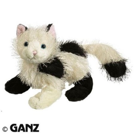 Webkinz Domino Cat (Webkinz Leash)