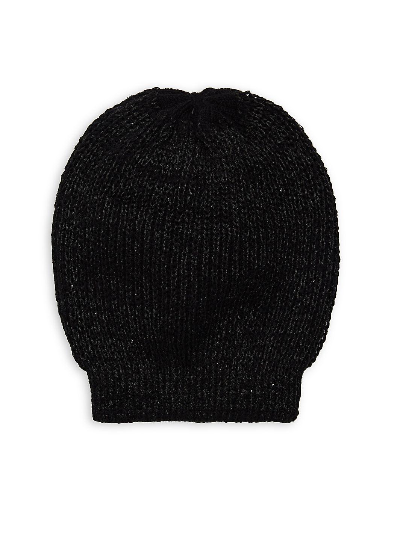 Galaxy Knit Beanie
