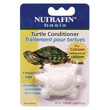 Turtle Conditioner, Slowly dissolvable conditioner for your turtle environment By Nutrafin