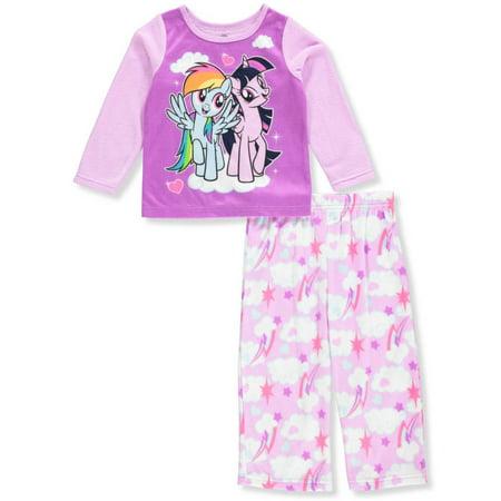 My Little Pony Baby Girls' 2-Piece Pajamas](My Little Pony Girls Pajamas)