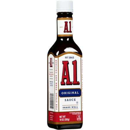 A.1. Original Sauce 10 oz. Bottle