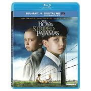 The Boy in the Striped Pajamas (Blu-ray + Digital HD)