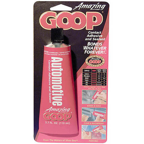 Amazing Goop 160011 Automotive Goop Contact Adhesive and Sealant