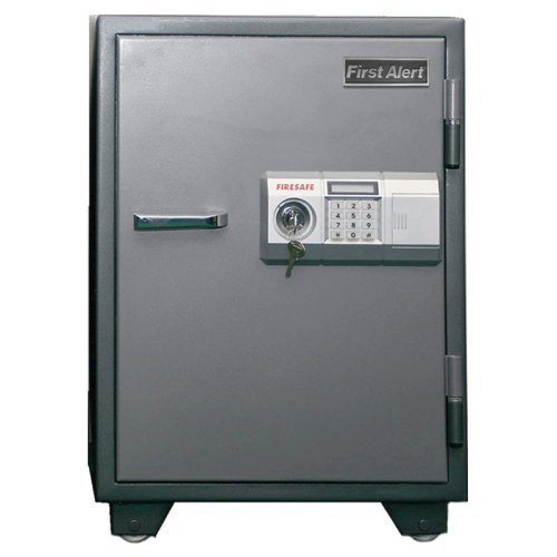 First Alert 2190DF Fire and Theft Rated Digital Lock Security Safe