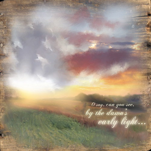 Peaceful Sunset I, Set of 2