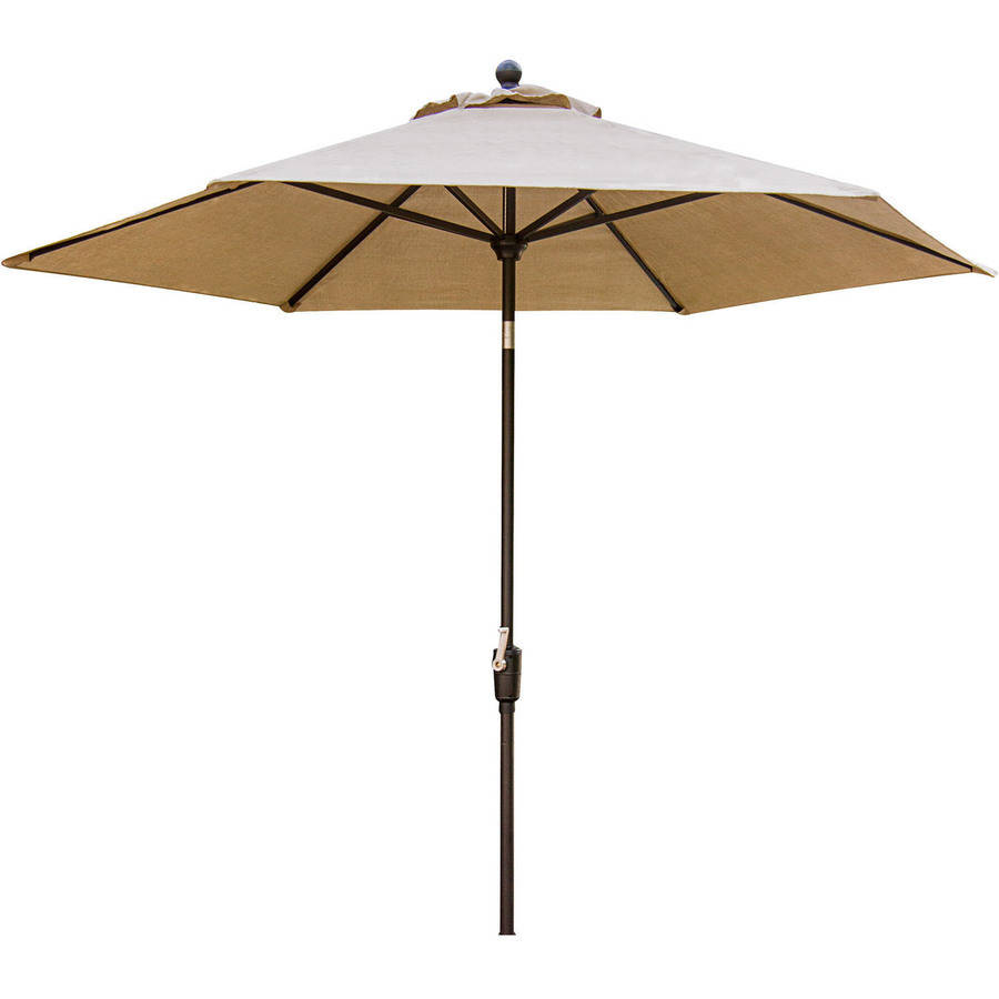 Hanover Outdoor Traditions Market Umbrella with 11' Canopy by Hanover Outdoor