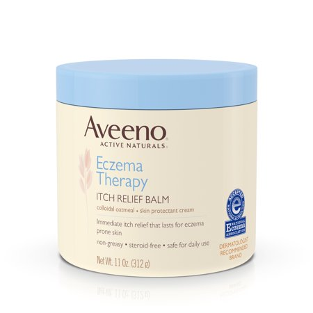 Aveeno Active Naturals Eczema Therapy Itch Relief Balm  11Oz