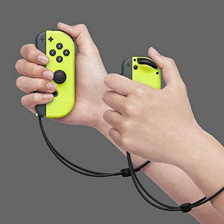 Nintendo Joy-Con (LR) - Neon Yellow - image 5 of 5