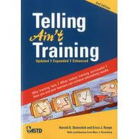 Telling Ain't Training (Paperback)