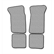 Averys Floor Mats 1051-710 Custom-Fit Nylon Carpeted Floor Mats, Tan, 4 Piece Set