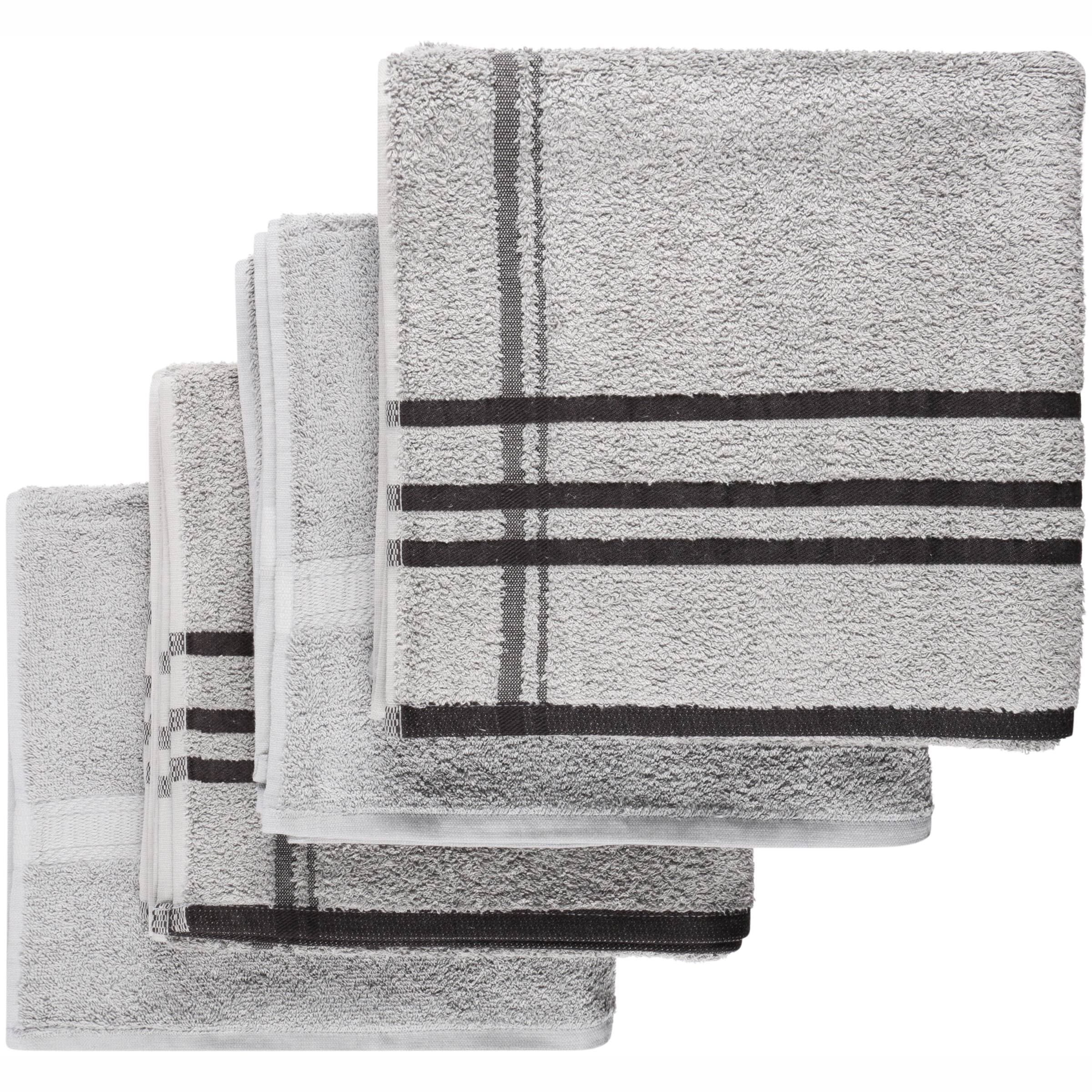 Mainstays Bath Towels 4 ct Pack by Wal-Mart Stores, Inc.