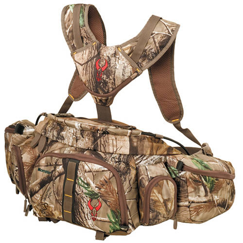 Badlands Monster Fanny-Pack, Realtree AP Xtra, 12 x 19 x 8""
