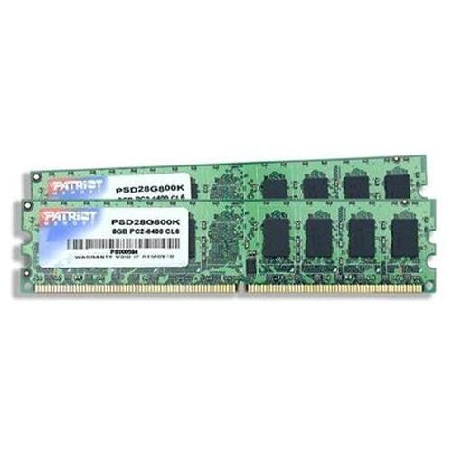 Patriot Memory Signature 8GB DDR2 SDRAM Memory Module - 8...