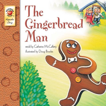 The Gingerbread Man](Gingerbread Man Crafts)