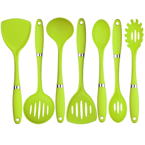 Culinary Edge 7 Piece Premium Quality Nylon Utensil Set