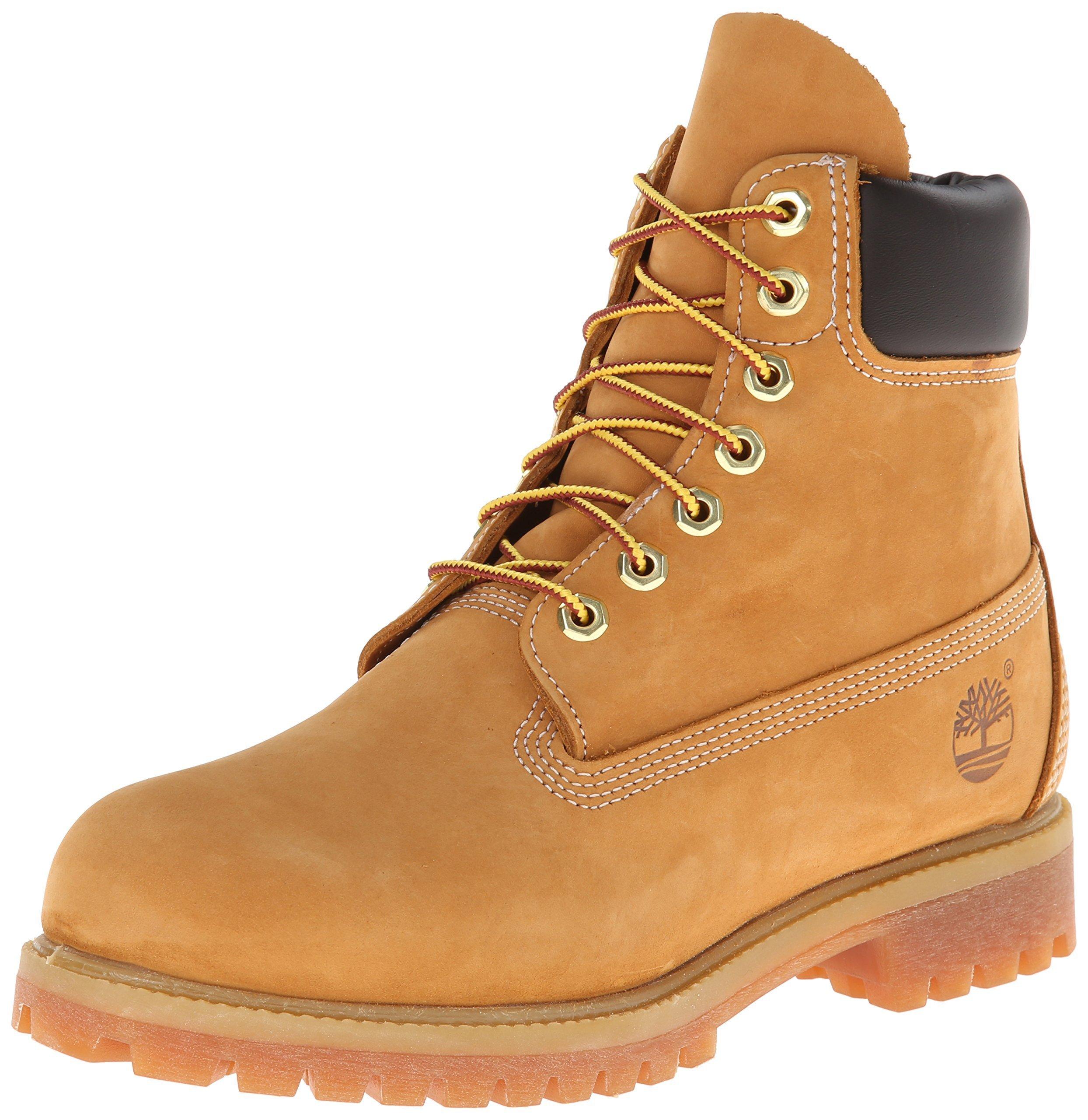 TB010061713 - Icon 6 Inch Premium Boot 10.5 / Wheat_Nubuck