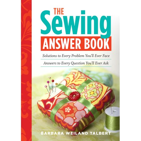 Sewing Answer Book - Paperback