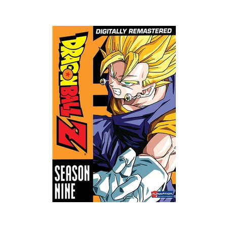 Dragon Ball Z: Season 9 (DVD) (Dragon Ball Z Baby Costume)