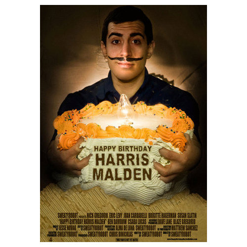 Happy Birthday Harris Malden (2008)