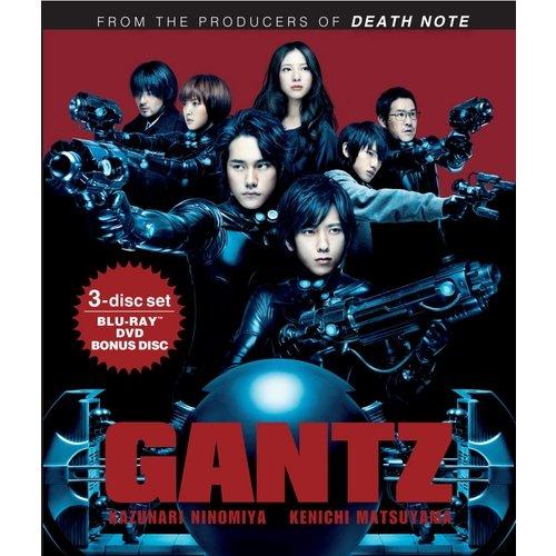 Gantz (Blu-ray + Standard DVD) (Widescreen)