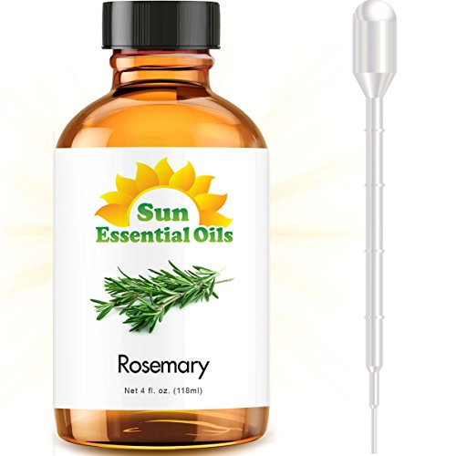 Rosemary (Large 4oz) Best Essential Oil