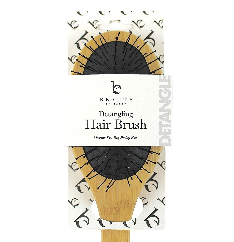 Detangling Brush Natural Detangler Comb For All Hair Types To