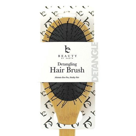 Detangling Brush; Natural Detangler Comb for All Hair Types to Detangle and Smooth Knots Easily; Best or for Dry Hair Styling, Straightening and No Pain Glide Thru; Men, Women and