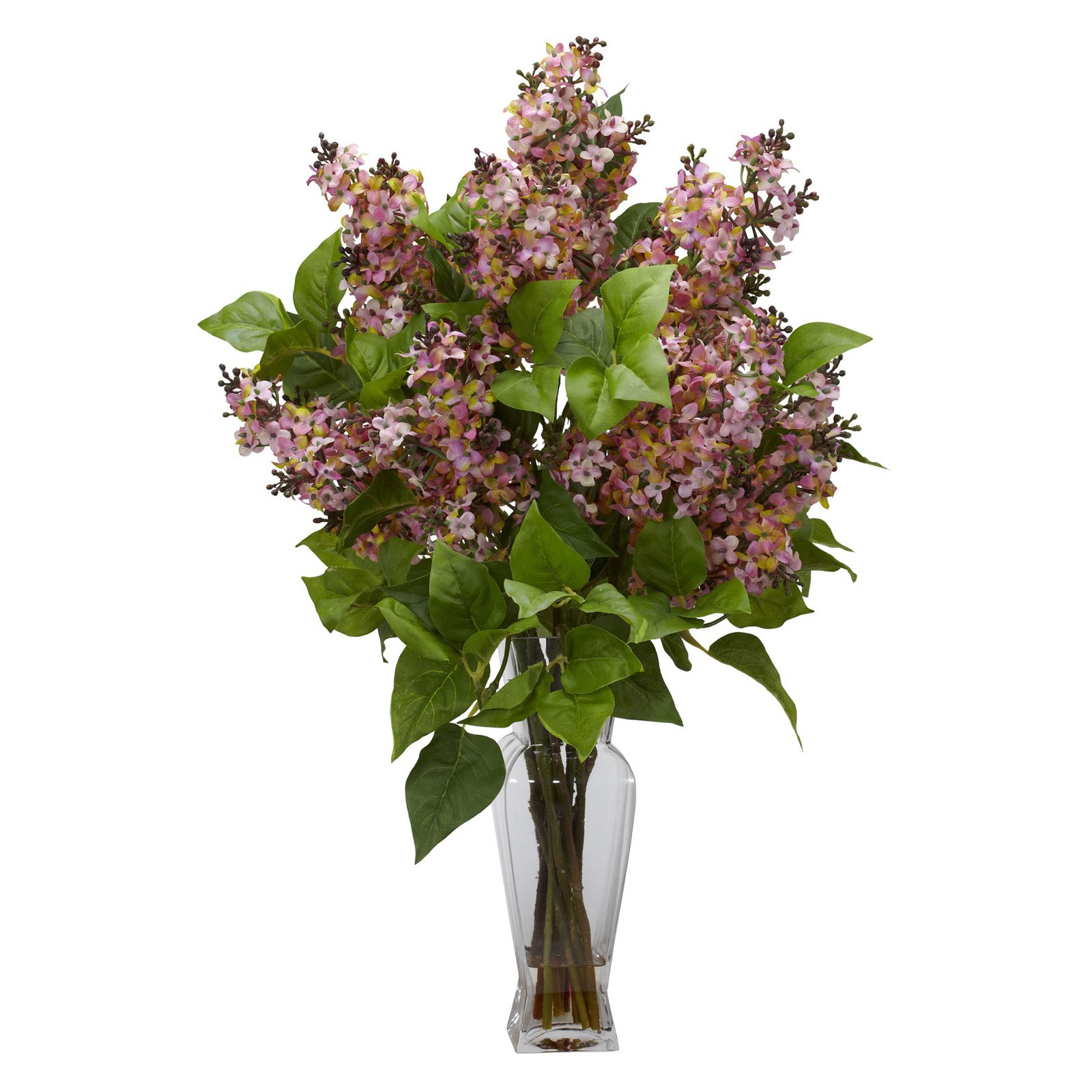 Nearly Natural Lilac Silk Flower