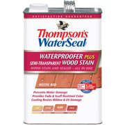 Thompson S Waterseal Stains