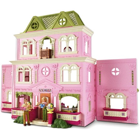 Fisher-Price Loving Family Grand Dollhouse - Walmart.com