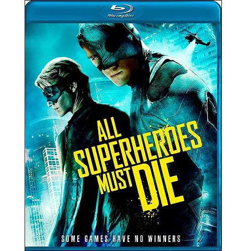 All Superheroes Must Die (Blu-ray) (Widescreen)