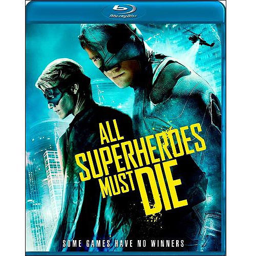 All Superheroes Must Die (Blu-ray) (Widescreen)