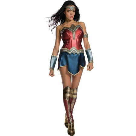 Women's Wonder Woman Movie Costume - Cute Wonder Woman Costume