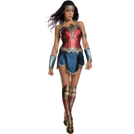 Wonder Woman Movie - Wonder Woman Adult Costume](Anime Wonder Woman Costume)