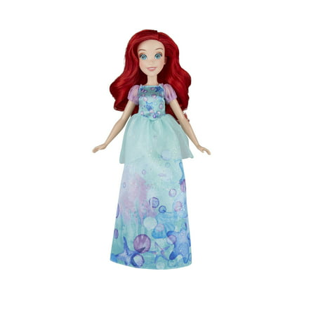 Skimmer 2 Slip - Disney Princess Royal Shimmer Ariel Doll, Ages 3 and up