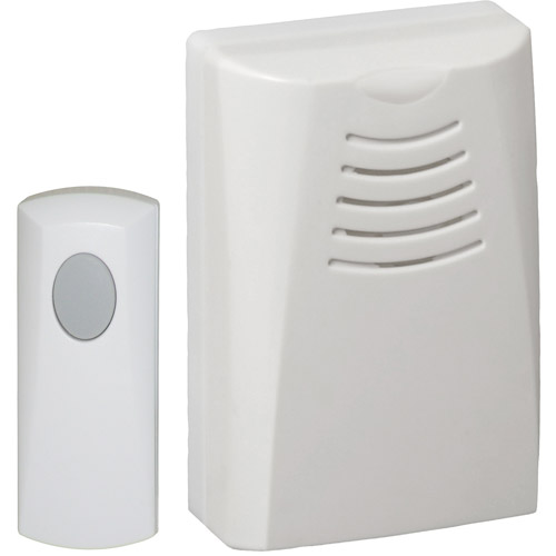Honeywell Wireless Door Chime and Push Button
