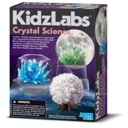 4M : Crystal Growing - 3 crystals Experience