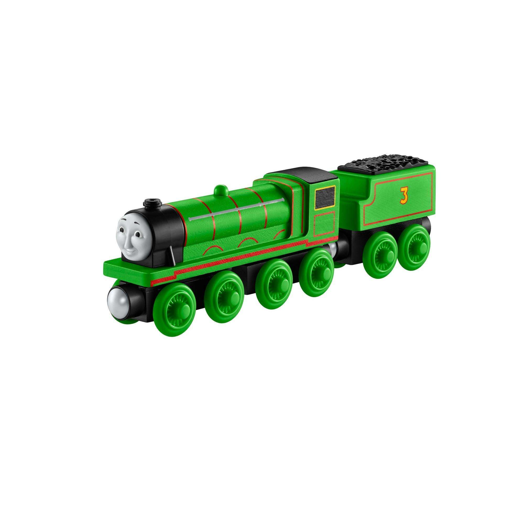 Thomas & Friends Wooden Railway Henry by FISHER PRICE