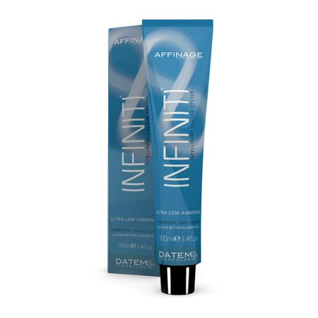 Affinage Infiniti Blue Black 1.7 Hair Color 3.4 Ounce 100 (Best Professional Blue Black Hair Dye)