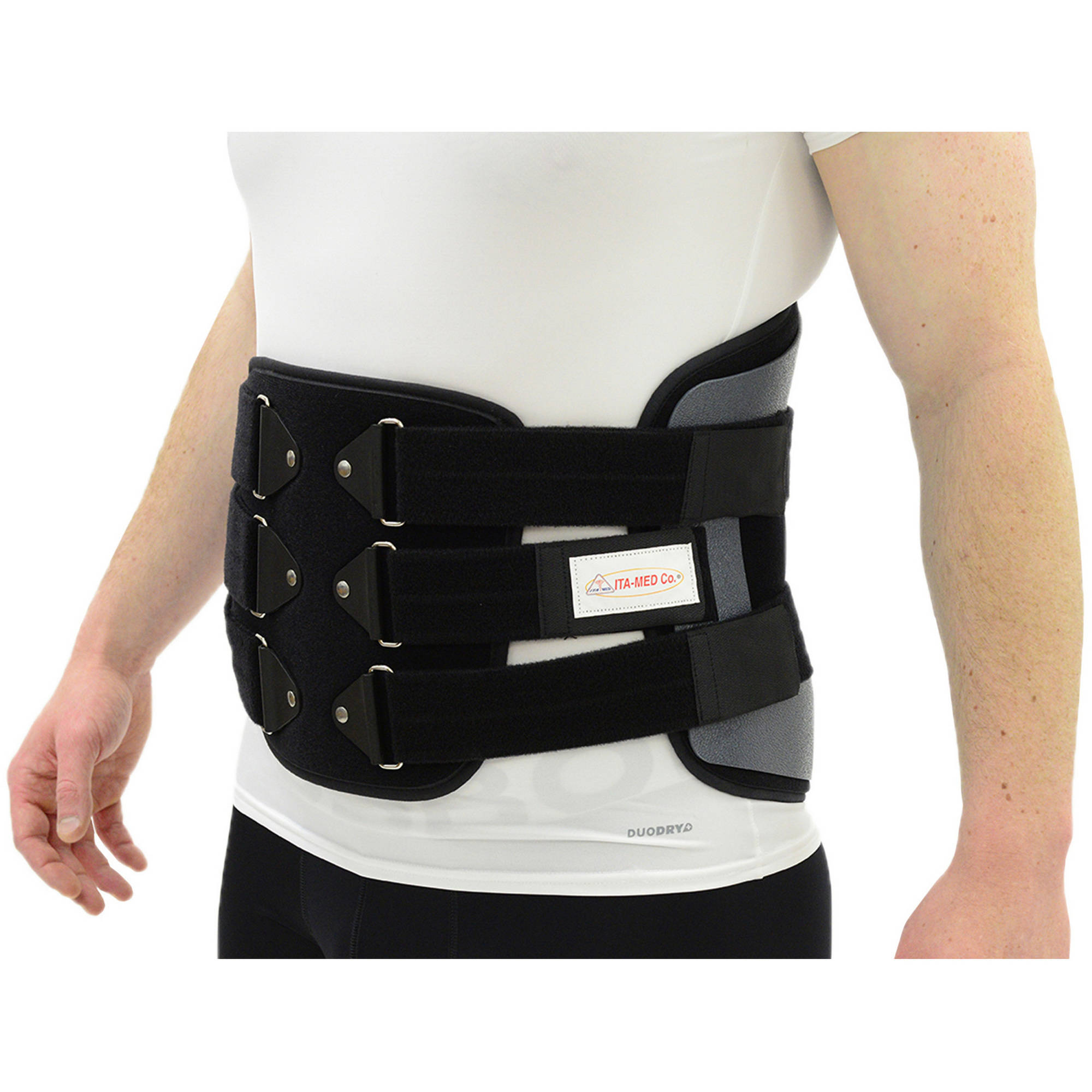 ITA-MED Back Support Lumbo-Sacral Orthosis (Chair Back)