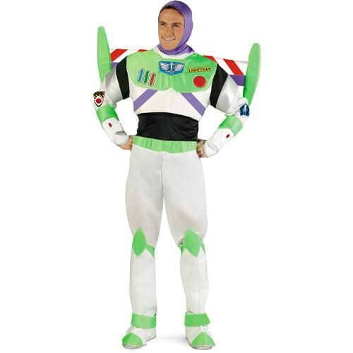 Toy Story Prestige Buzz Lightyear Adult Halloween Costume