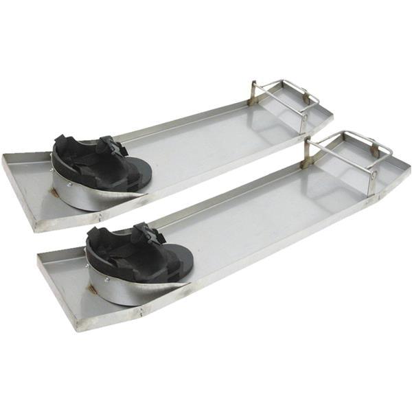 Marshalltown Trowel Kb230 Stainless Steel Knee Board 16230
