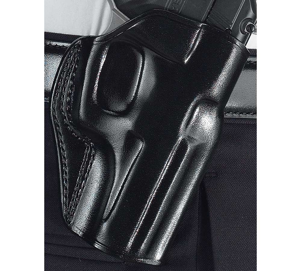 Galco SG486B Stinger KelTec P32 With CTC Blk Saddle Leather by GALCO INTERNATIONAL