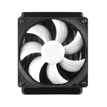 Thermaltake Water 3 0 Performer C Cooling Fan Water Block   120 Mm   2000 Rpm81 3 Cfm   27 4 Db A  Noise   Liquid Cooler   4 Pin Pwm   Socket R Lga 2011  Socket B Lga 1366  Socket H  Clw0222 B