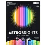 Astrobrights Color Paper, 8.5 x 11, Spectrum Assortment, 150 Ct.