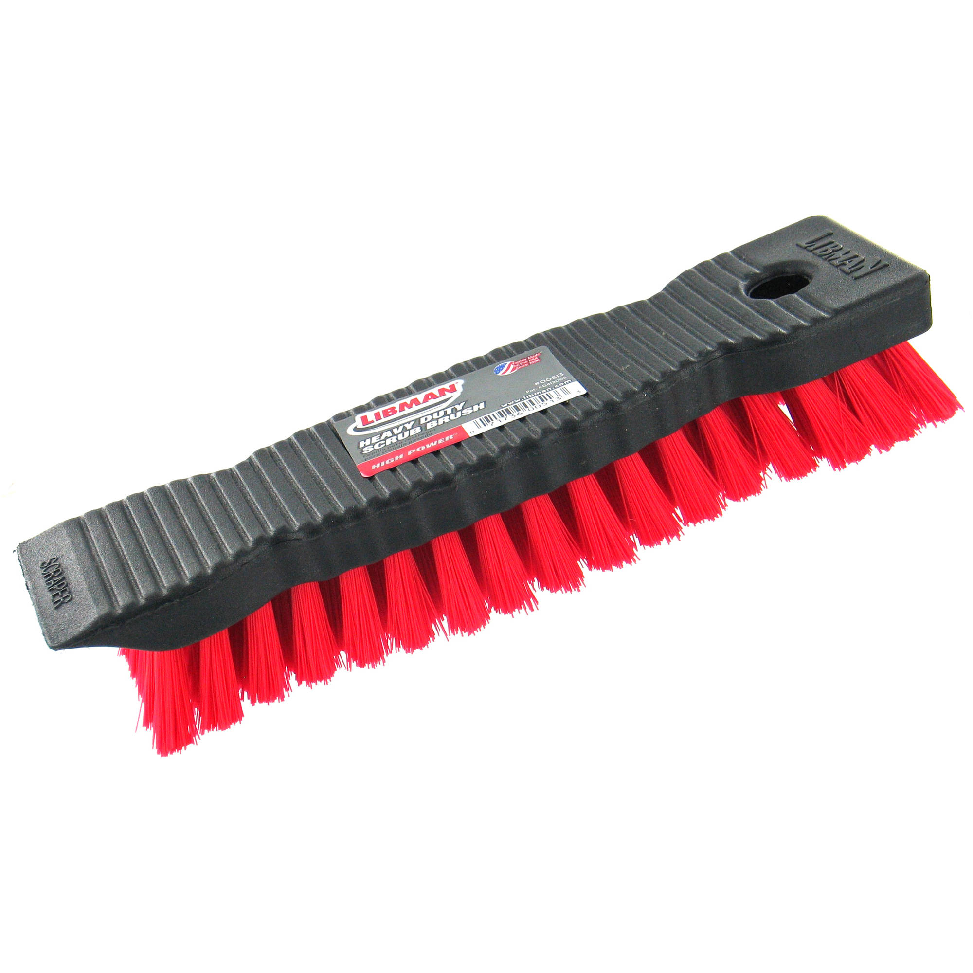 Libman Heavy Duty Scrub Brush Walmart